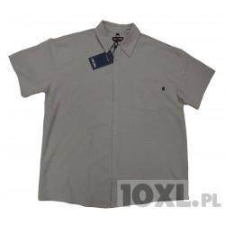 Koszula Męska Lniana Old Star- Beżowa Art-516